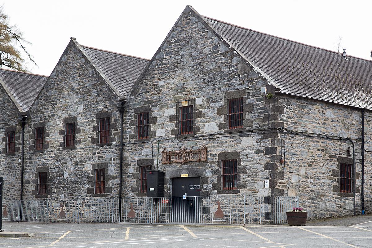 Glenburgie Distillery Tour