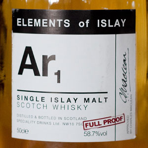 Elements of Islay Ar1
