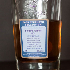 1978 Cask Strength Collection