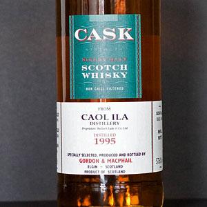 Cask Strength 1995