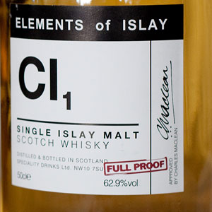 Elements of Islay Cl1