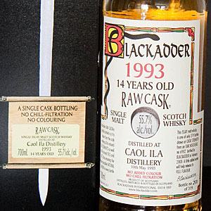 Blackadder Raw Cask