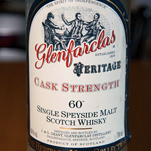 Heritage Cask Strength