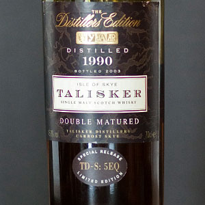 Distiller's Edition